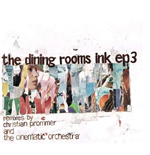 "Vinilo Dining Rooms (The) - Ink Ep3 - Fatale / Remix By Prommer- Cinematic Orchestra (12"")"