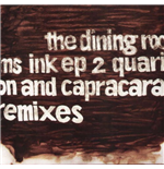 "Vinilo Dining Rooms (The) - Ink Ep2 - Free To Grow / Remix By Quarion  (12"")"