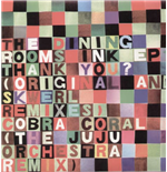"Vinilo Dining Rooms (The) - Ink Ep1 - Thank You? / Remix By Skwerl-ju Ju Orchestra (12"")"