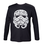 Camiseta manga larga Star Wars - Black Storm Trooper