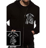 Chaqueta Sons of Anarchy - Samcro