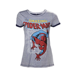 Camiseta Spiderman Crawling - XL