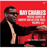 Vinilo Ray Charles - Modern Sounds In Country And Western Music Vol.1-2 (2 Lp)