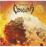 Vinilo Obscura - Akroasis - Coloured Edition (2 Lp)