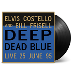 Vinilo Elvis Costello & Bill Frisell - Deep Dead Blue (Live At Meltdown)