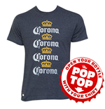 Camiseta Coronita Four Rows
