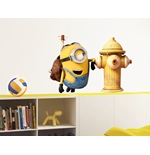 Vinilo decorativo para pared Gru, mi villano favorito - Minions 210492
