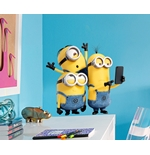 Vinilo decorativo para pared Gru, mi villano favorito - Minions 210493