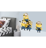 Vinilo decorativo para pared Gru, mi villano favorito - Minions 210494