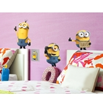Vinilo decorativo para pared Gru, mi villano favorito - Minions 210495