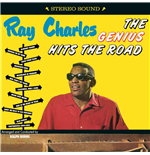 Vinilo Ray Charles - The Genius Hits The Road
