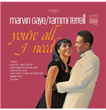 Vinilo Marvin Gaye / Tammi Terrell - You're All I Need