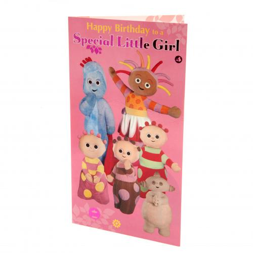 Tarjeta regalo In The Night Garden 210927