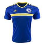 Camiseta Bosnia 2016-2017 Adidas Home