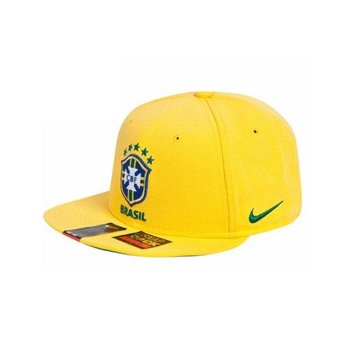 6861ddbf38407 Compra Gorra Brasil Fútbol 2016-2017 (Amarillo) Original