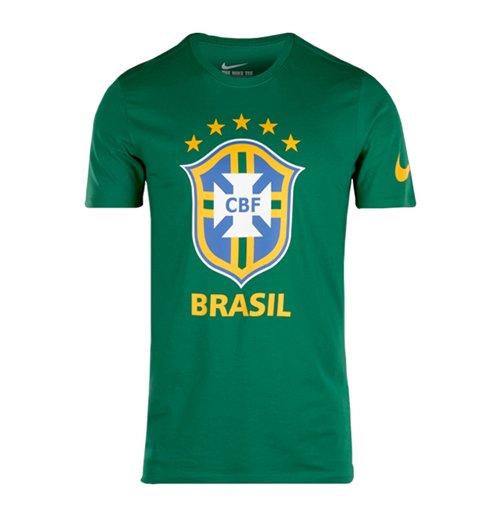Compra Camiseta Brasil Fútbol 2016-2017 (Verde) Original f3e373c02931f