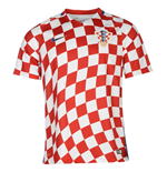 Camiseta Croacia 2016-2017 Home Nike