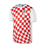 Camiseta Croacia 2016-2017 Home Nike Supporters