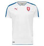 Camiseta Republica Checa 2016-2017 Puma Away