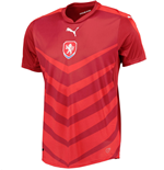Camiseta Republica Checa 2016-2017 Puma Home de niño