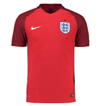 Camiseta Inglaterra 2016-2017 Away Nike Authentic