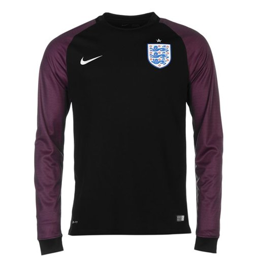 3aaa7f81c Compra Camiseta portero Inglaterra 2016-2017 Home Nike de niño