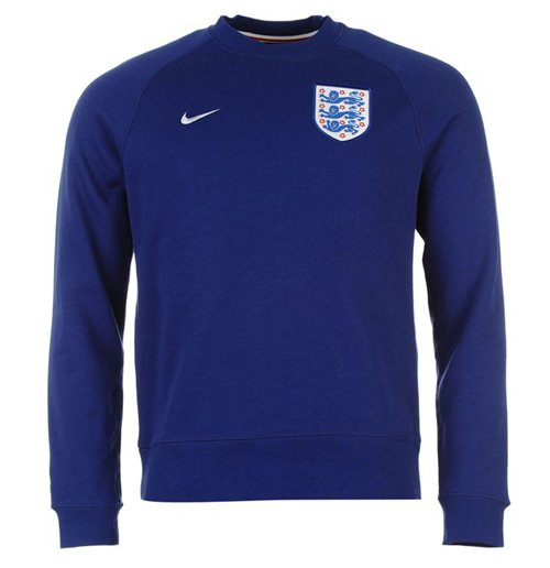 2017 Authentic Inglaterra Aw77 Sudadera 2016 Nike 8kn0wNOPX