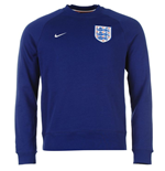 Sudadera Inglaterra 2016-2017 Nike Authentic AW77