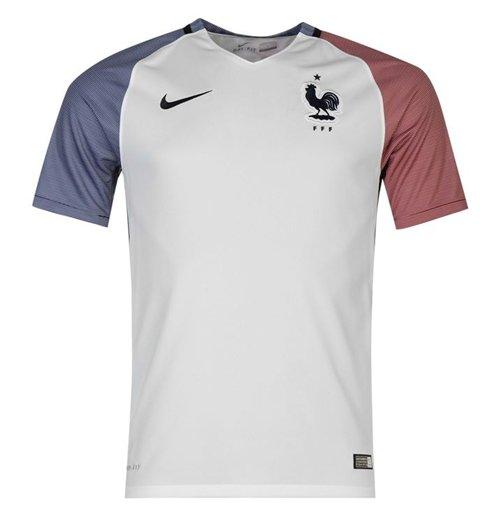 Medieval mantequilla Círculo de rodamiento  Compra Camiseta Francia 2016-2017 Away Nike de niño Original