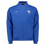 Chaqueta Francia 2016-2017 Nike Authentic Varsity