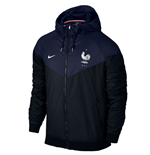 Chaqueta Francia 2016-2017 Nike Authentic Windrunner