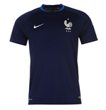 Camiseta Francia 2016-2017 Nike Training