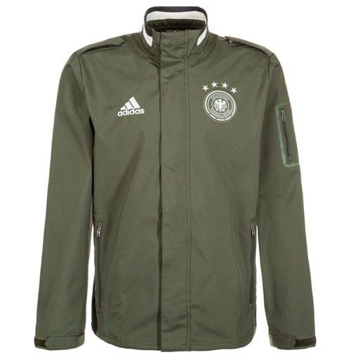 Compra Chaqueta Alemania Fútbol 2016-2017 (Verde) Original 0073f2151916b