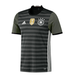 Camiseta Alemania 2016-2017 Authentic Away Adidas