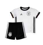 Mini conjunto Alemania 2016/2017 Home de bebé