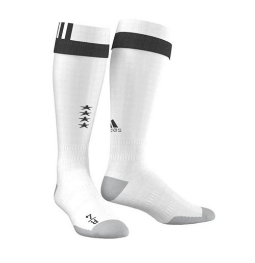 Calcetines Alemania Fútbol 2016-2017 Home (Blanco)