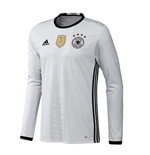 Camiseta manga larga Alemania 2016/2017 Adidas Home