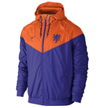 Chaqueta Holanda 2016-2017 Nike Authentic Windrunner (Naranja)