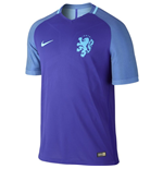 Camiseta Holanda 2016-2017 Away Nike Authentic Vapor Match