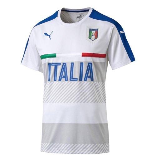 Compra Camiseta Italia Fútbol 2016-2017 (Blanco) Original