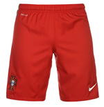 Shorts Portugal 2016-2017 Home Nike (Rojo)