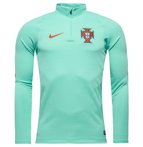 c81b08d12d378 Camiseta mangas largas Portugal 2016-2017 Nike (Verde)