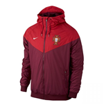 Chaqueta Portugal 2016-2017 Nike Authentic (Rojo)