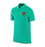Polo Portugal 2016-2017 Nike Authentic (esmeralda)