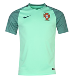 Camiseta Portugal 2016-2017 Away Nike de niño