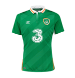 Camiseta Irlanda 2016-2017 Umbro Home