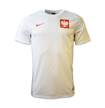 Camiseta Polonia 2016-2017 Home Nike Supporters