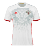 Camiseta Rusia 2016-2017 Adidas Away