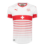 Camiseta Suiza 2016-2017 Puma Away