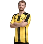 Camiseta Borussia Dortmund 2016-2017 Puma Authentic Home